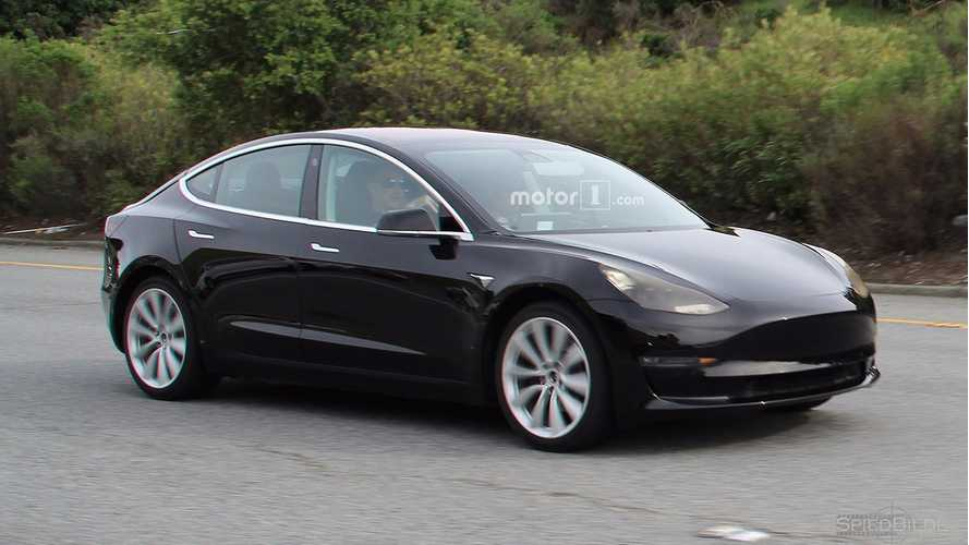 Tesla Model 3 Is The Only American Car Eligible For This Year's North American Car of The Year