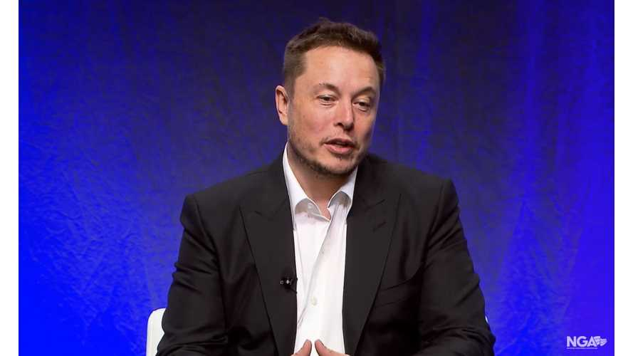 Elon Musk: Half Of All New Cars Will Be Electric In 10 Years