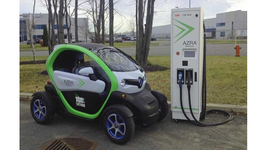 Renault Twizy Now Available In Canada - $99/Month, Lease Only