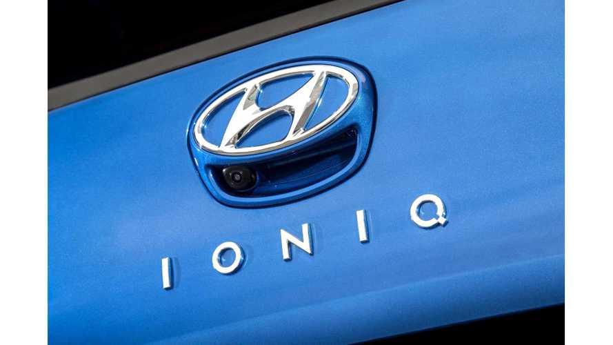 200-Mile Hyundai IONIQ Electric Coming In 2018