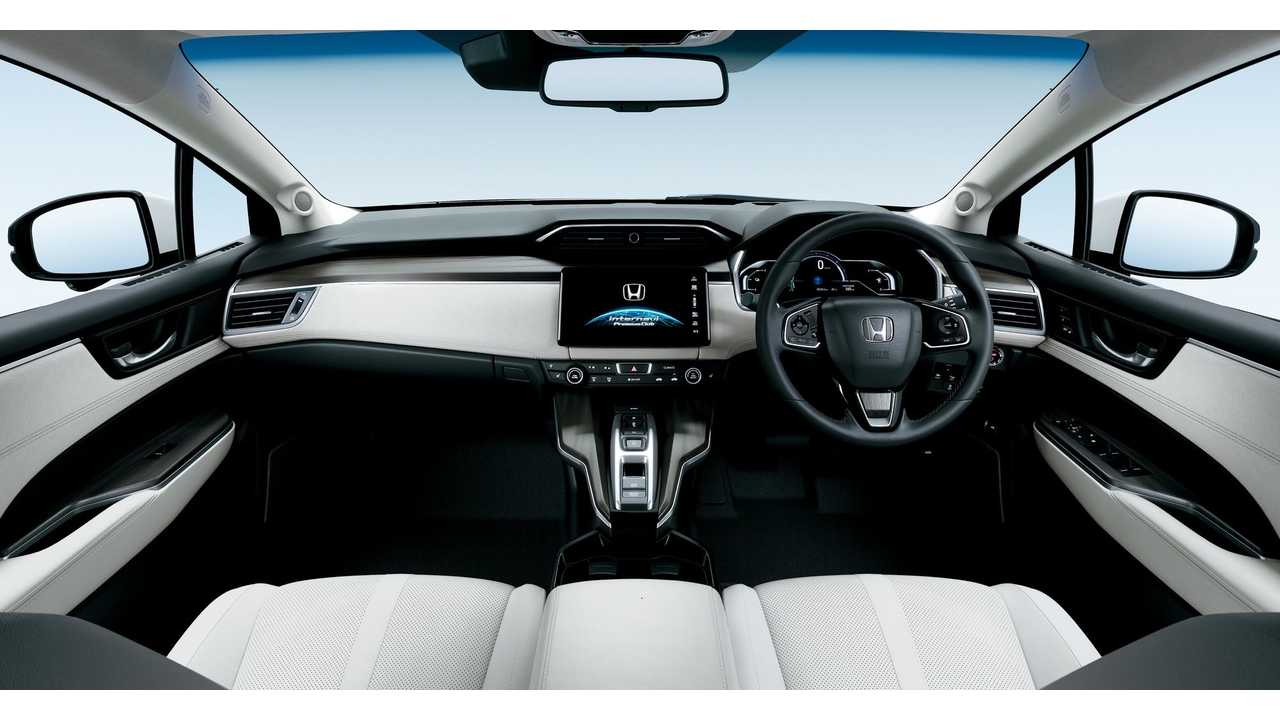 Honda Clarity Electric Plug In Hybrid To Launch 2017