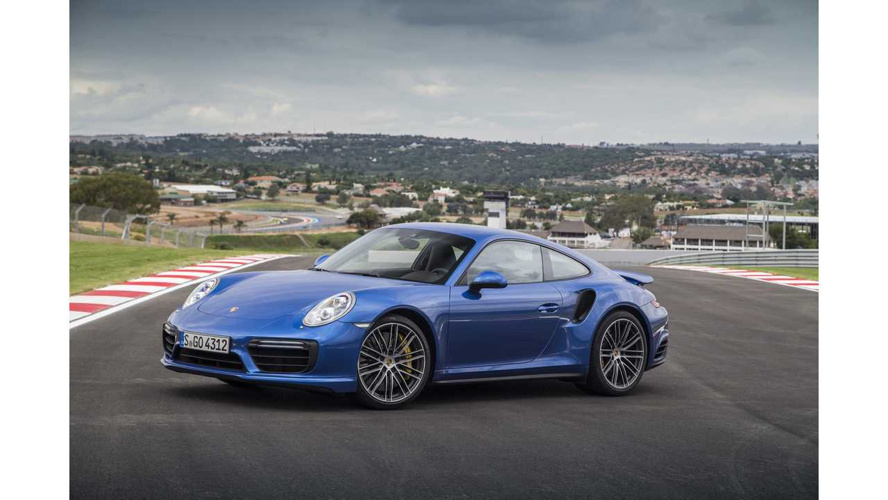Porsche Says 911 Will Be Its Last Car To Go Electric