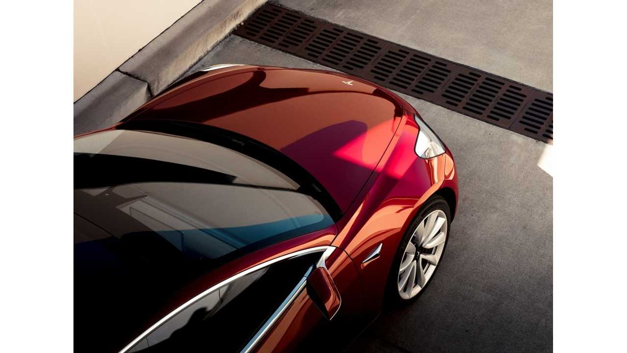 Here's What A Maxed Out Tesla Model 3 Will Cost
