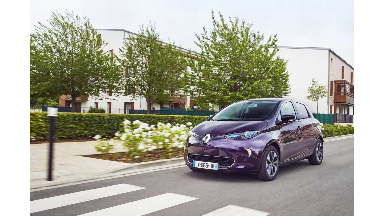 185,000 Plug-In Cars Were Sold In Europe In First Half Of 2018