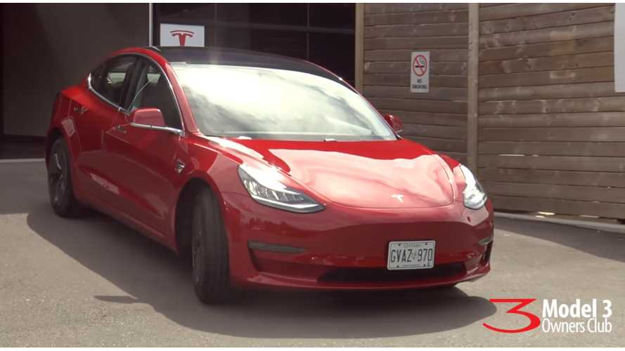 In June, Tesla Model 3 Was Canada's #1 Selling Electric Car Of All Time