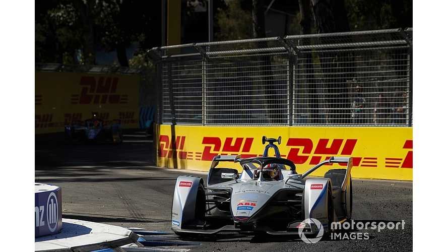 Mortara: Fourth Place At Santiago Formula E Race Was Like A Win