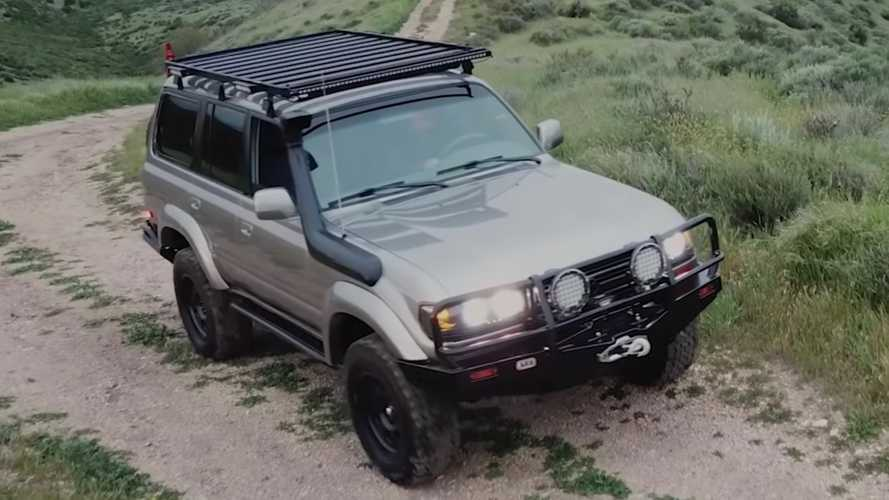 Toyota Land Cruiser News and Reviews | Motor1 com