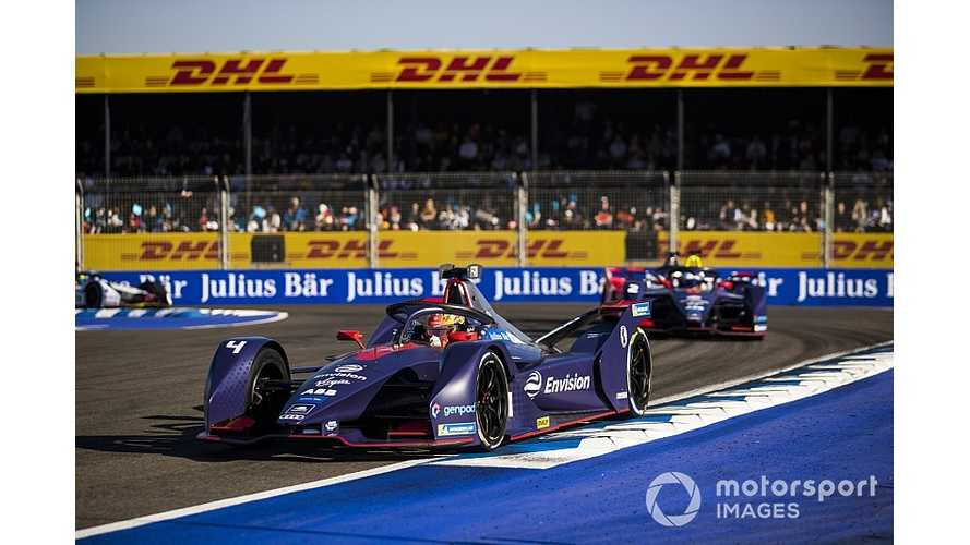 Not Making Last Lap Attack A Regret For Formula E's Frijns