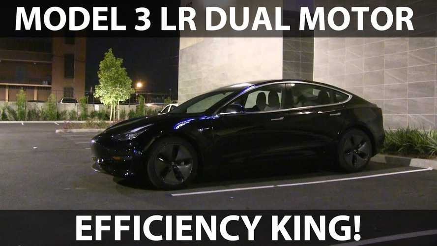 Bjorn Crowns Tesla Model 3 Efficiency King After High-Speed Test