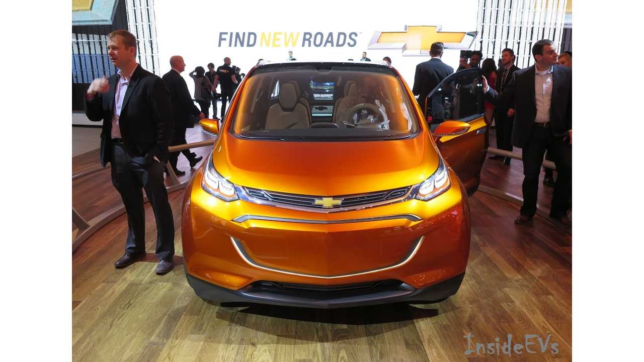 Chevrolet Bolt To Be Sold In Limited Quantities With Opel Badge In Europe?