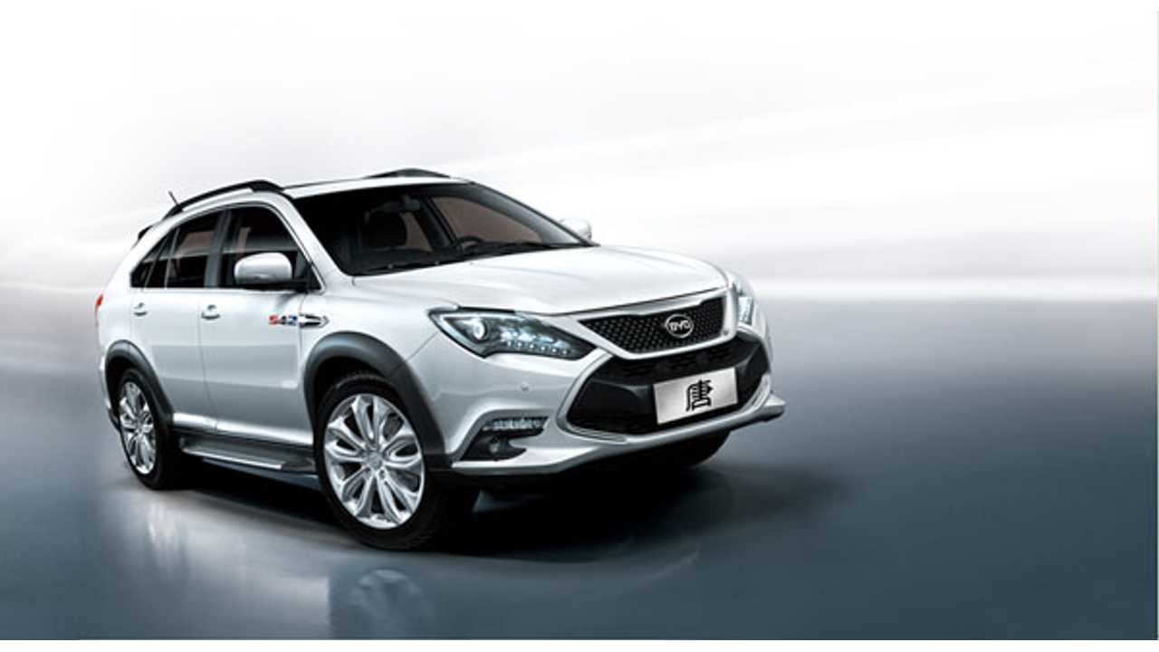 BYD Stock Up Due To Rising Electric Car Expectations