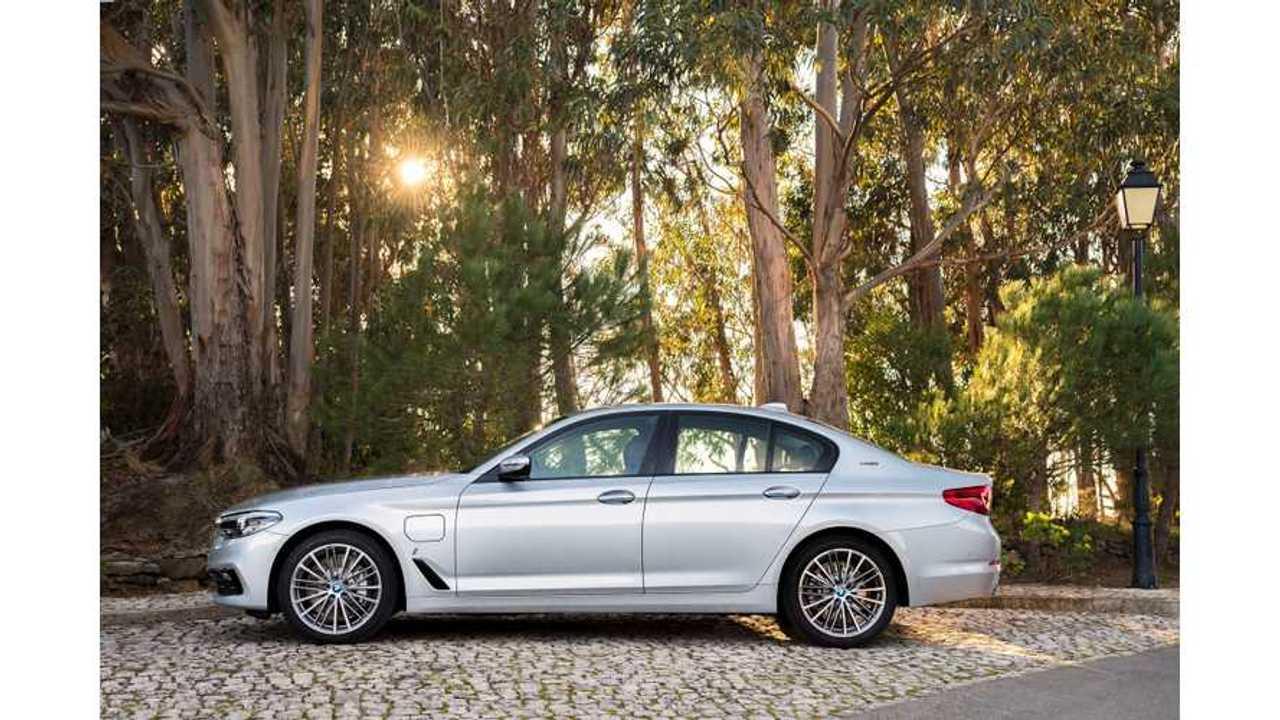 2018 BMW 530e Test Drive Review