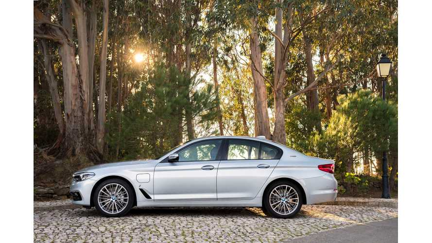 2018 BMW 530e Test Drive Review