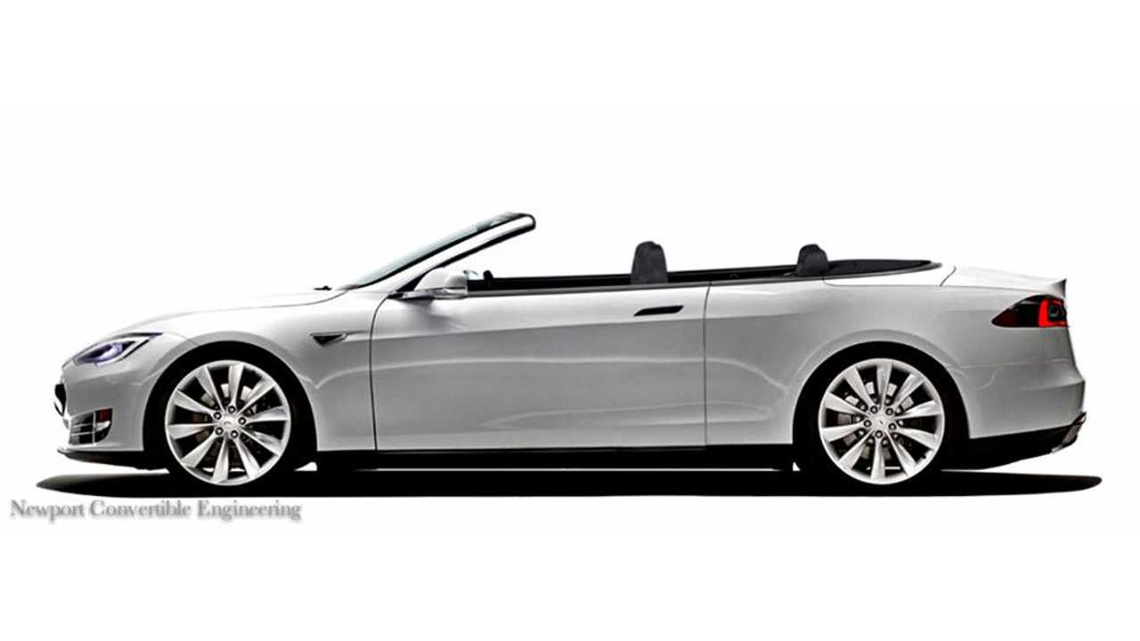 Here Is A Look At Nce S Future 2 Door Tesla Model Convertible