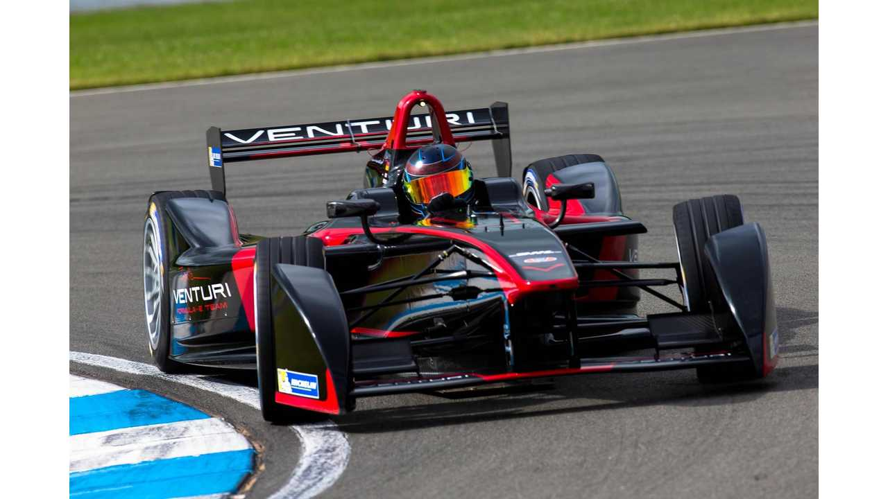 Formula E Fully Charged - Video