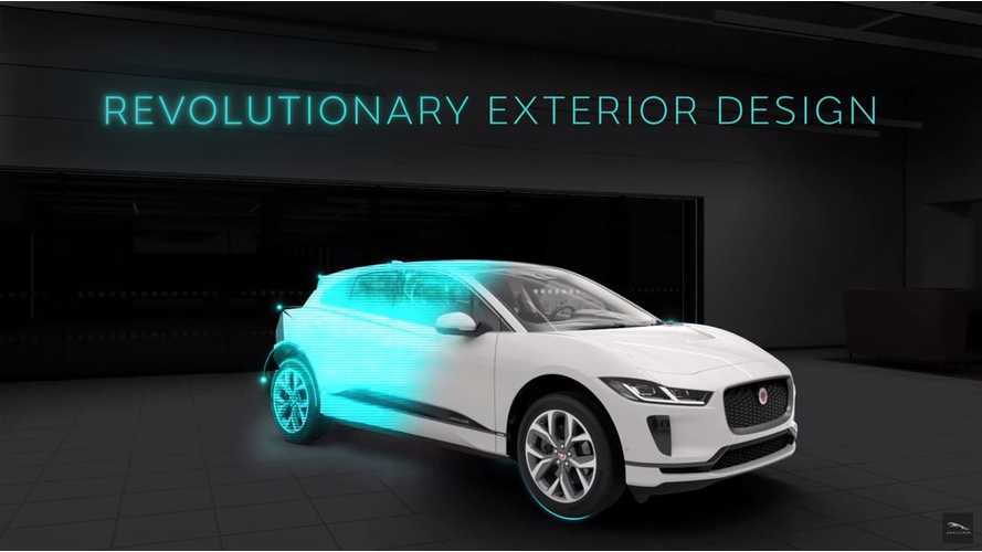 Experience The Jaguar I-Pace In Virtual Reality