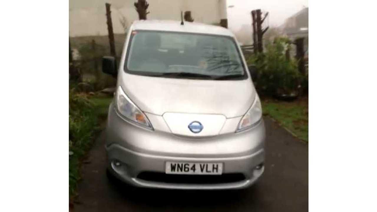 Nissan e-NV200 Combi Review - Video