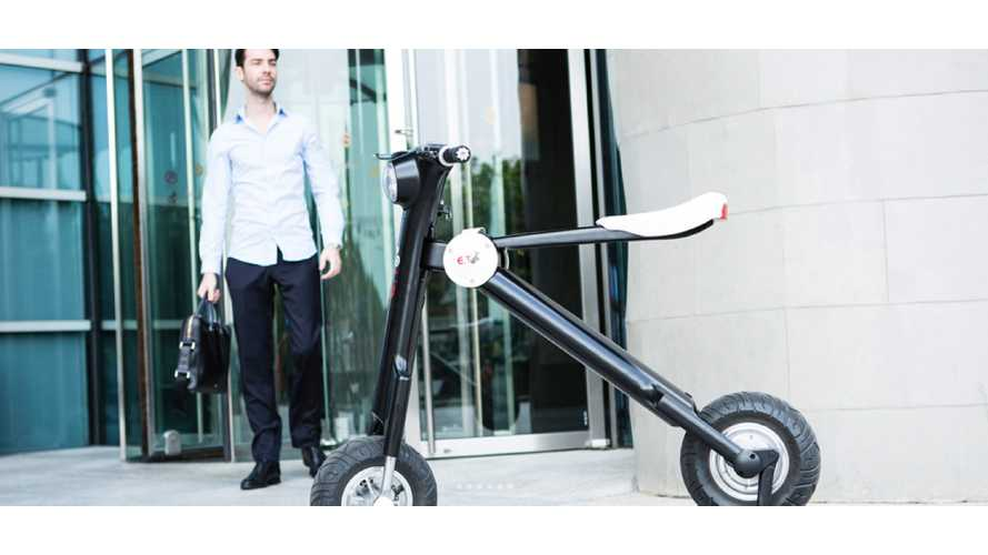 More Silly Scooters: ET Scooter