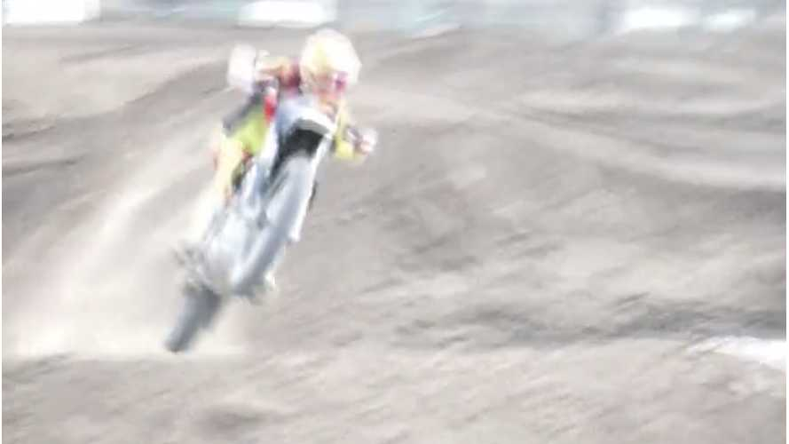 "Alta Motors ""Hot Lap at 408MX"" (video)"