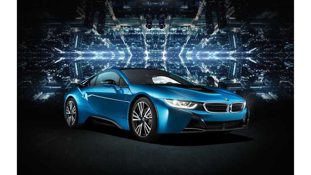 Wallpaper Wednesday - BMW i8