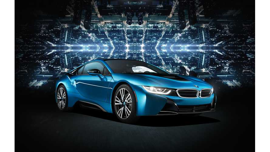 Wallpaper Wednesday - BMW i8