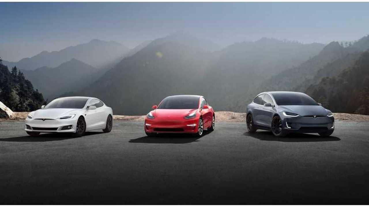 Tesla Model 3, Model S And Model X Compared: Range, Price, 0-60