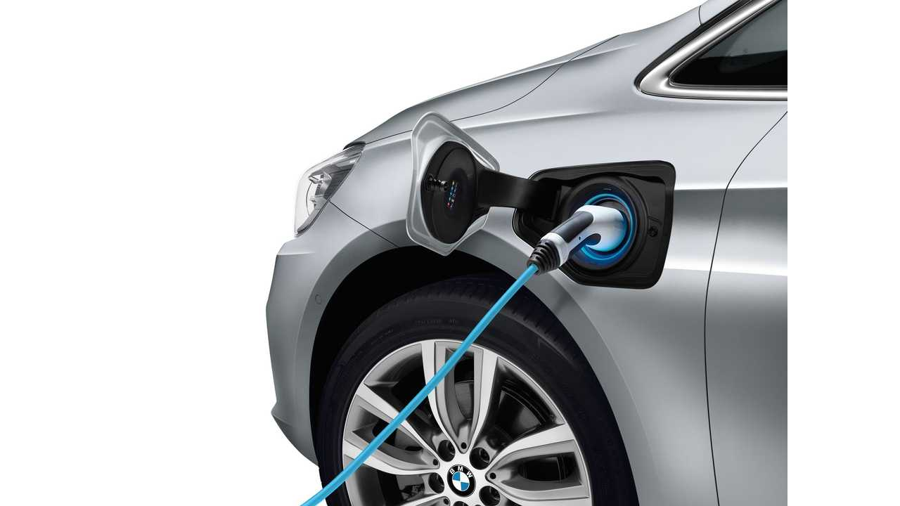 BMW's EV Sales