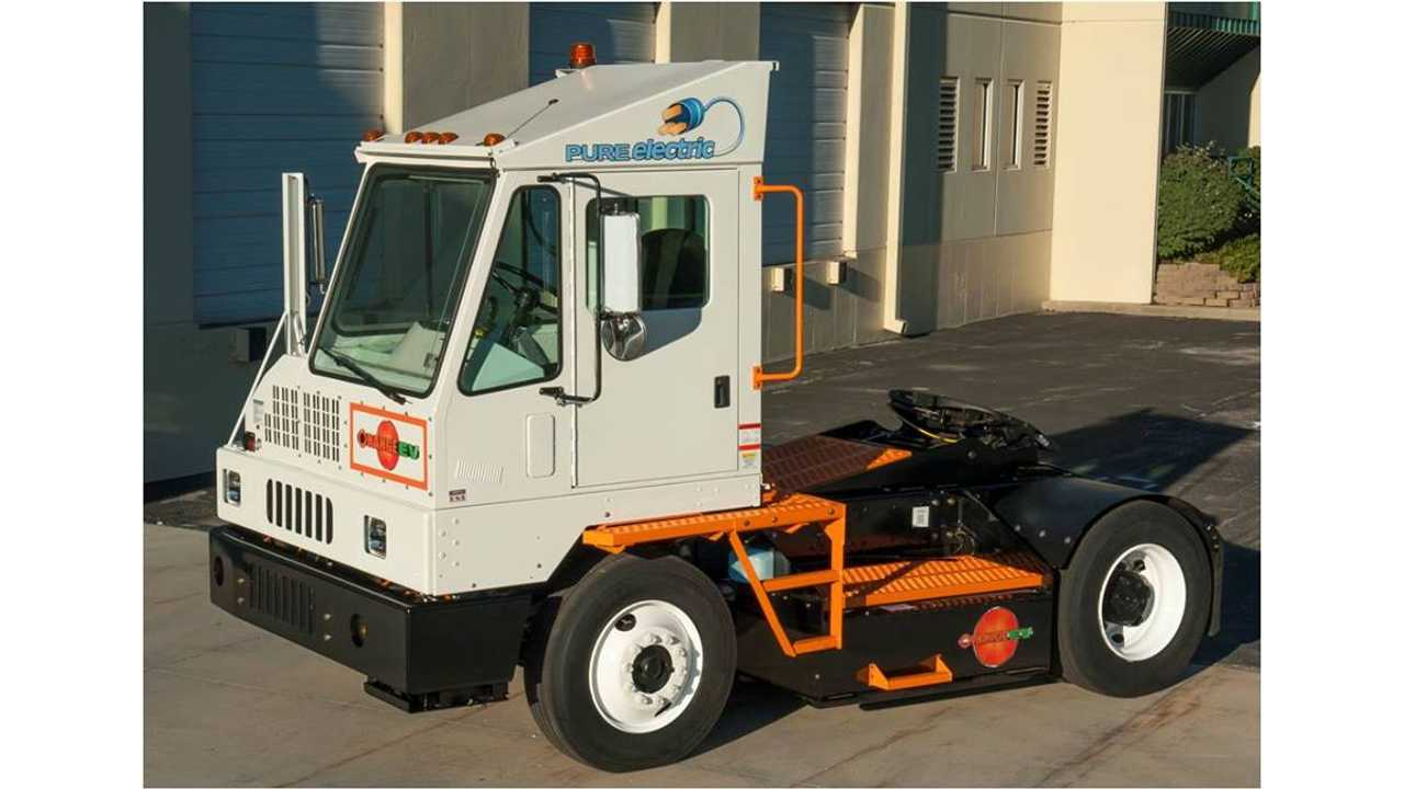 This Electric Truck Qualifies For Up To $120,000 In Incentives