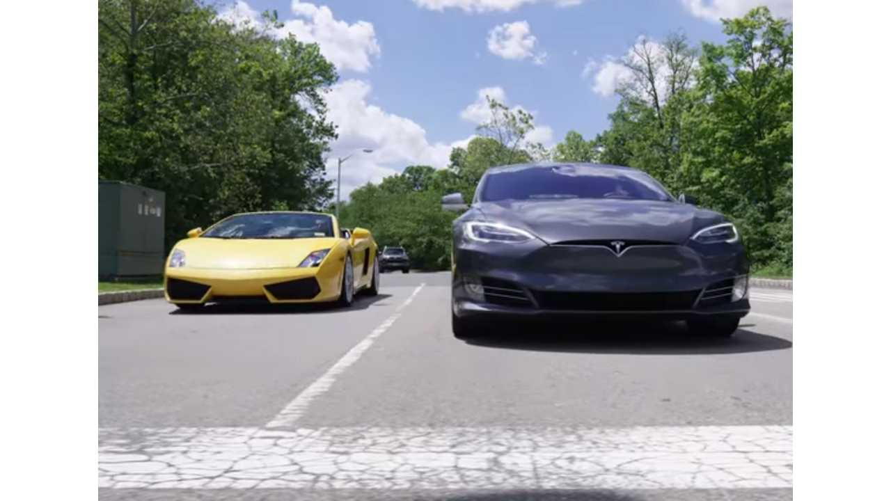Hugely Popular YouTuber Submits Excellent Last-Minute Tesla Project Loveday Entry