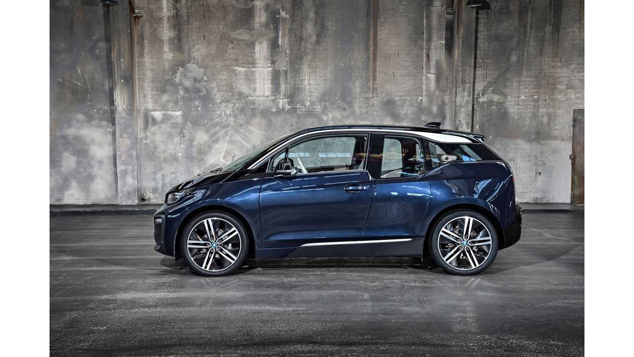 BMW I3 Lease >> Germany S Adac Creates Lease Deal For Bmw I3