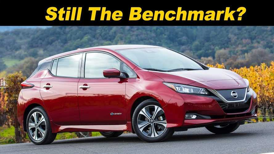 2019 Nissan LEAF Review - The Affordable EV Benchmark: Video