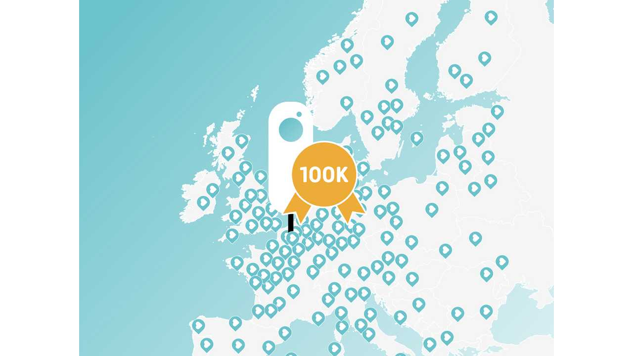NewMotion Offers Access To 100,000 Public Charging Points In Europe