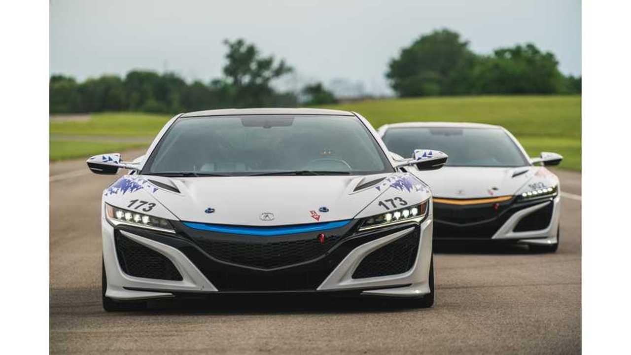 Pure Electric Honda/Acura NSX Under Consideration