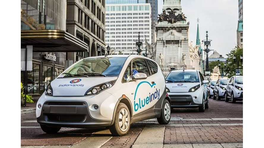 Bolloré Bluecar Car-Sharing Project To Also Launch In Singapore