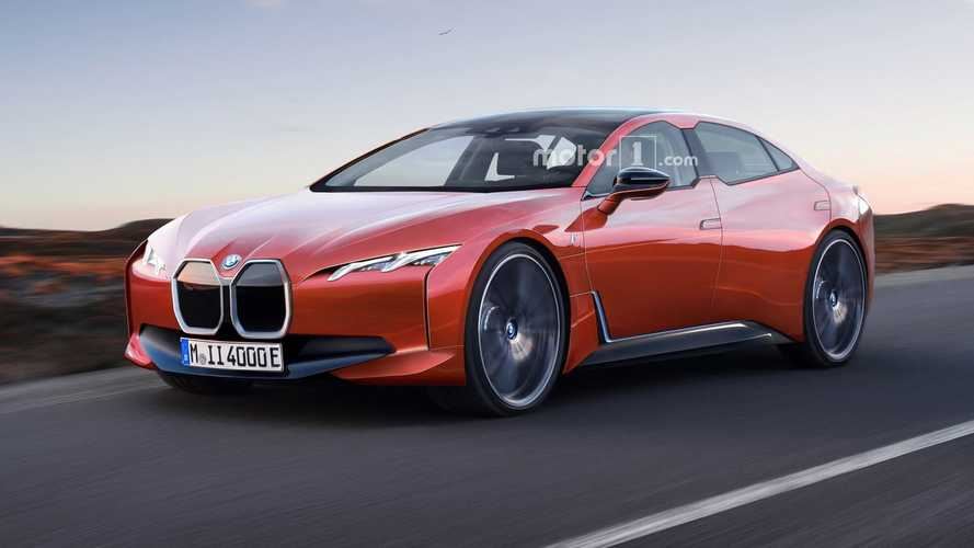 BMW i4 Arriving In 2021 To Rival Tesla Electric Sedans