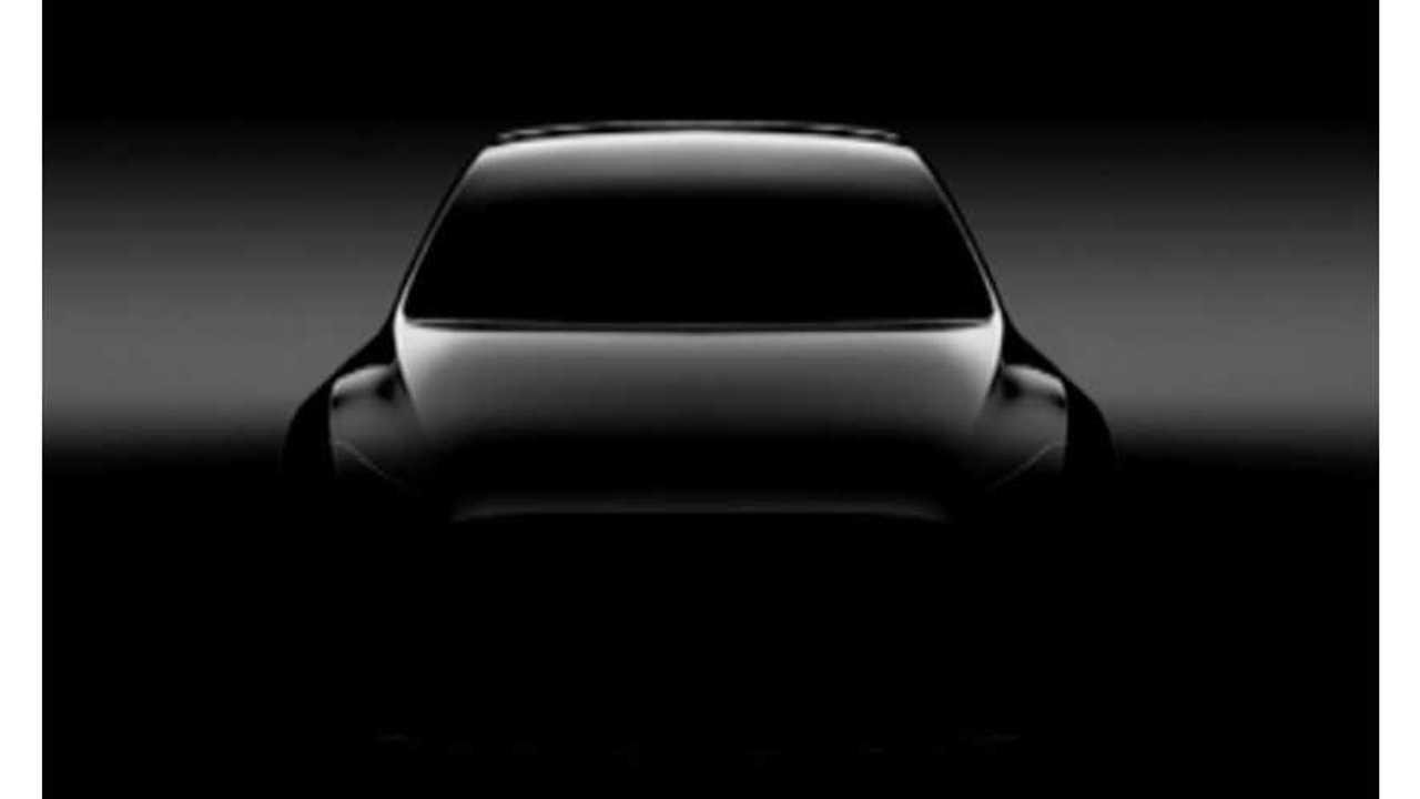 Tesla Model Y Coming In Early 2020 As A