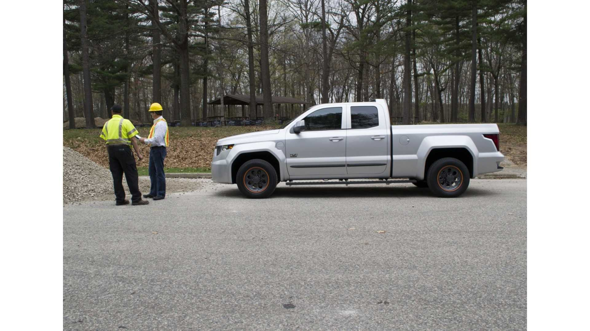 Workhorse Opens W 15 Range Extended Truck Orders To Public 0 60 Mph In 5 Seconds