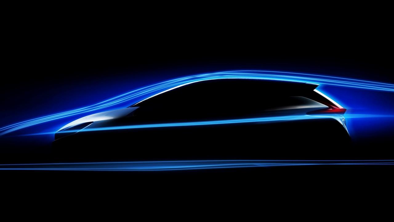 [Copertina] - Nissan Leaf, dimensioni invariate ma più potenza