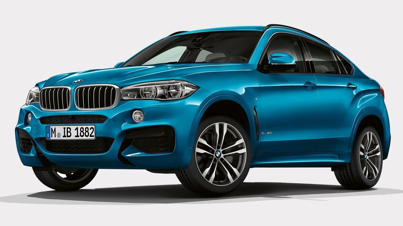 [Copertina] - BMW X5 e X6, più stile con le Special Edition e M Sport Edition