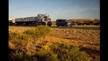 Land Rover Discovery, il traino da record