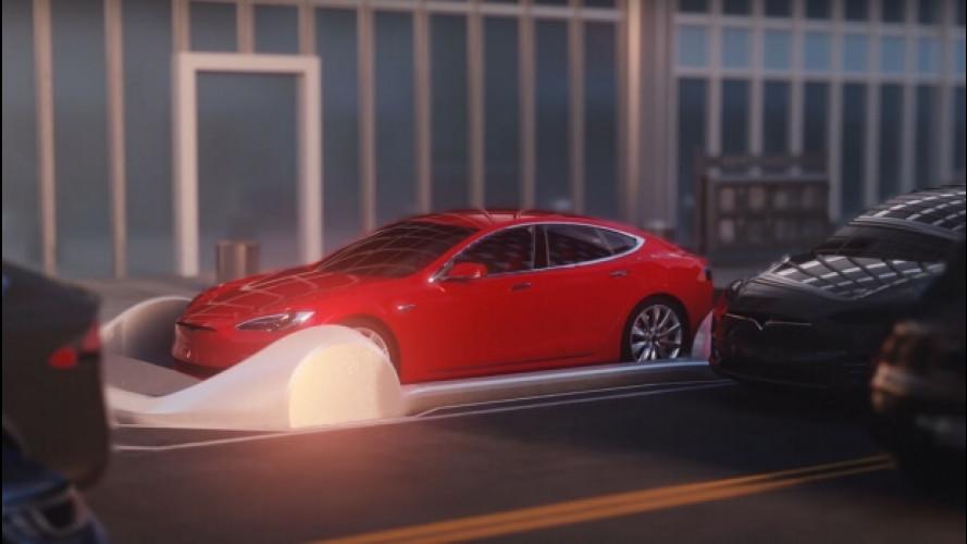 Elon Musk, tutto pronto per l'incredibile tunnel sotto Los Angeles