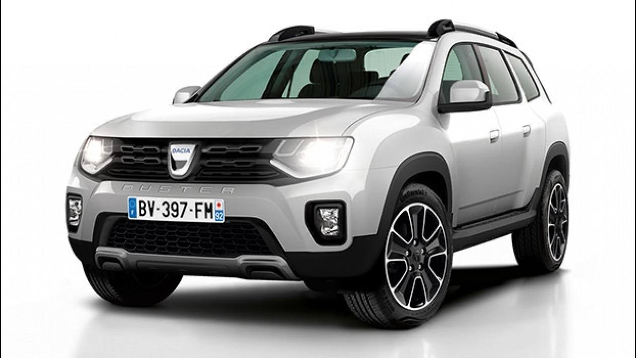 [Copertina] - Nuova Dacia Duster, c'è posto per sette
