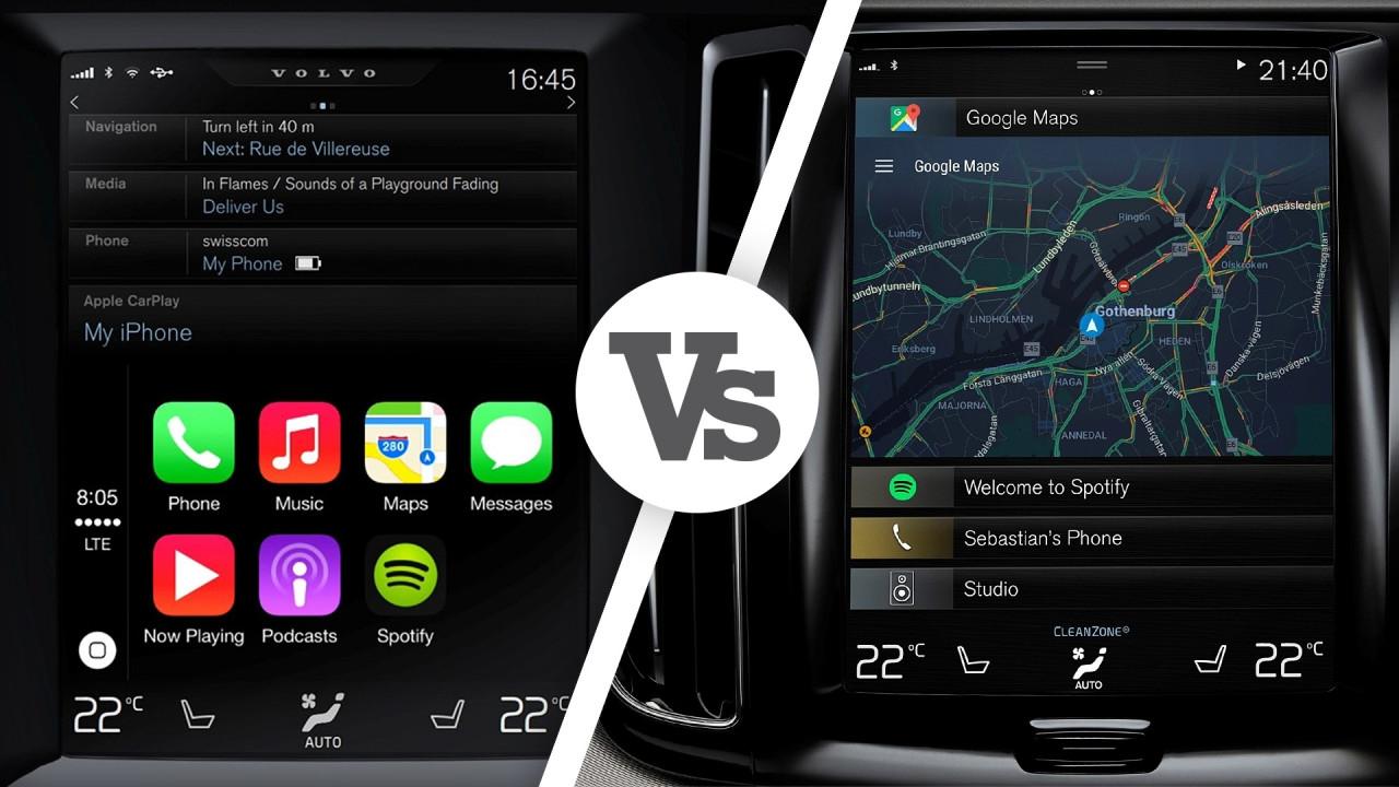 [Copertina] - Apple CarPlay e Android Auto, quali differenze