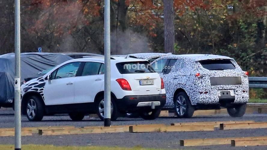 Flagra - Opel Mokka X