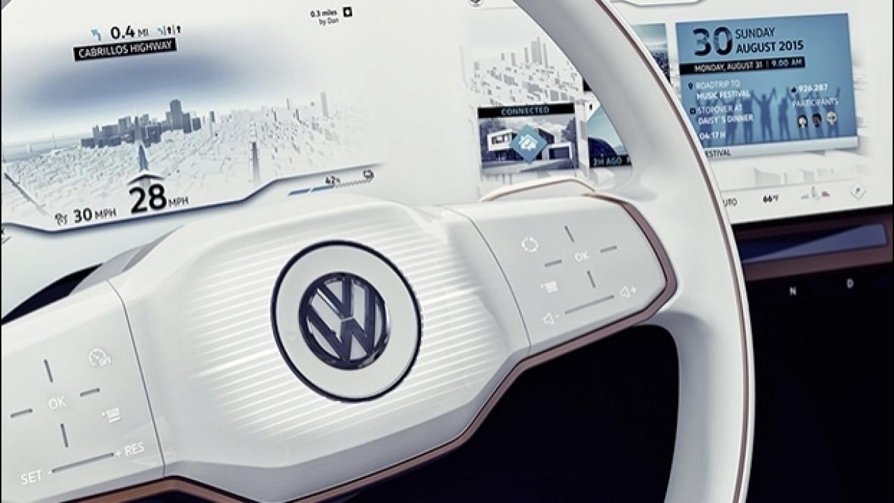 [Copertina] - Volkswagen ed LG, l'auto connessa comanderà la casa del futuro