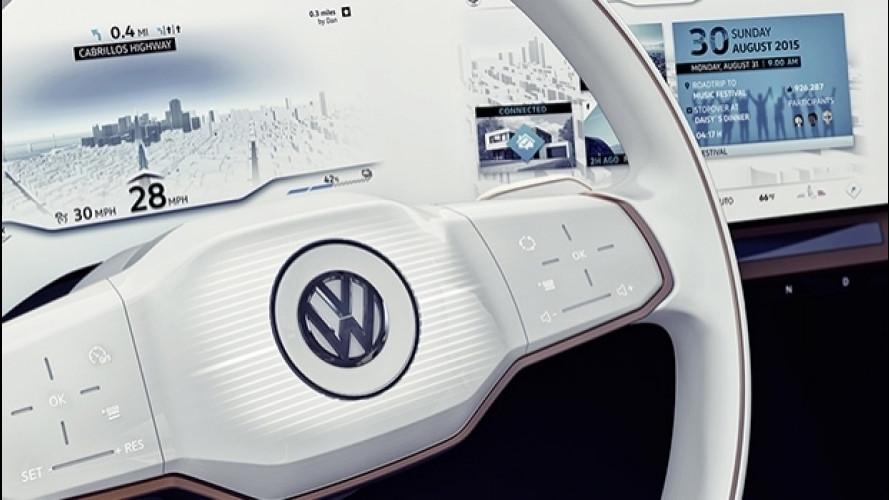 Volkswagen ed LG, l'auto connessa comanderà la casa del futuro