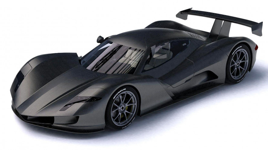 Aspark Owl, supercar elettrica Made in Japan