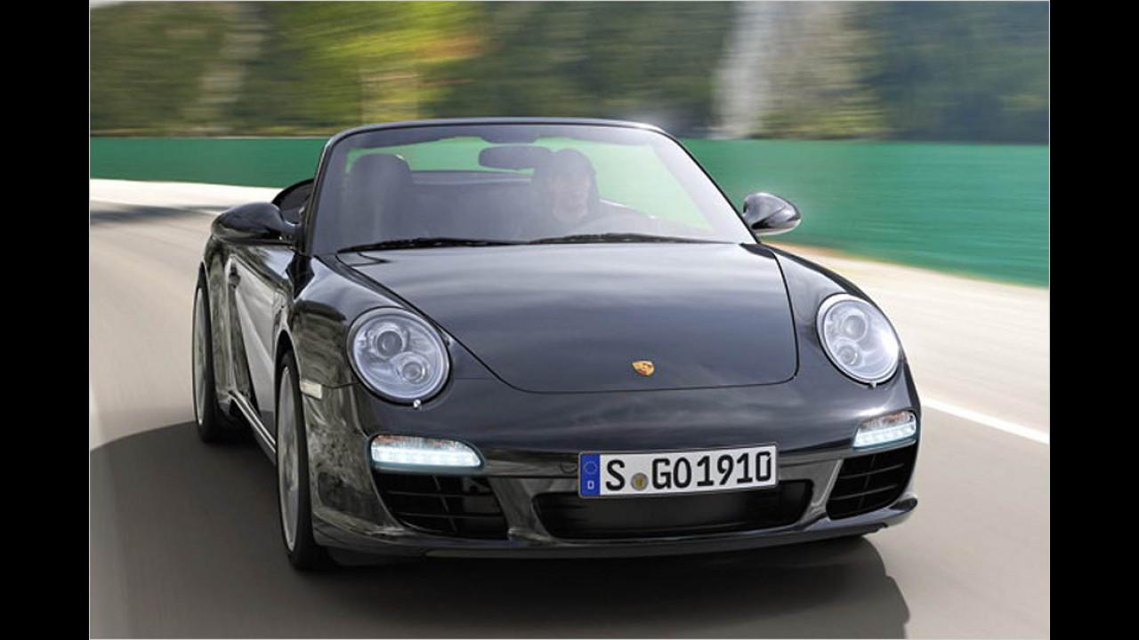 Die besten Autos bis 7 Jahre: Porsche 911