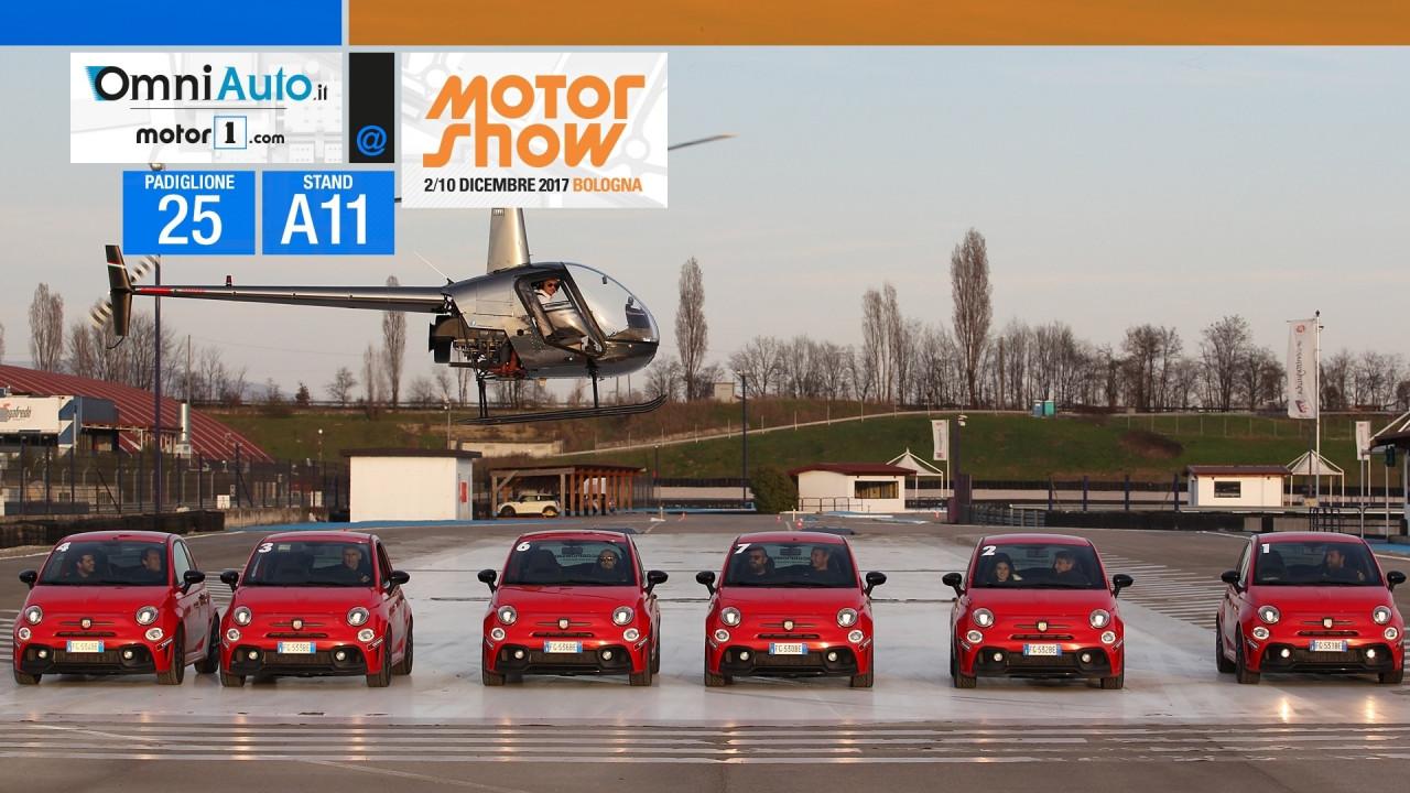 [Copertina] - Motor Show, torna l'Aci Rally Talent