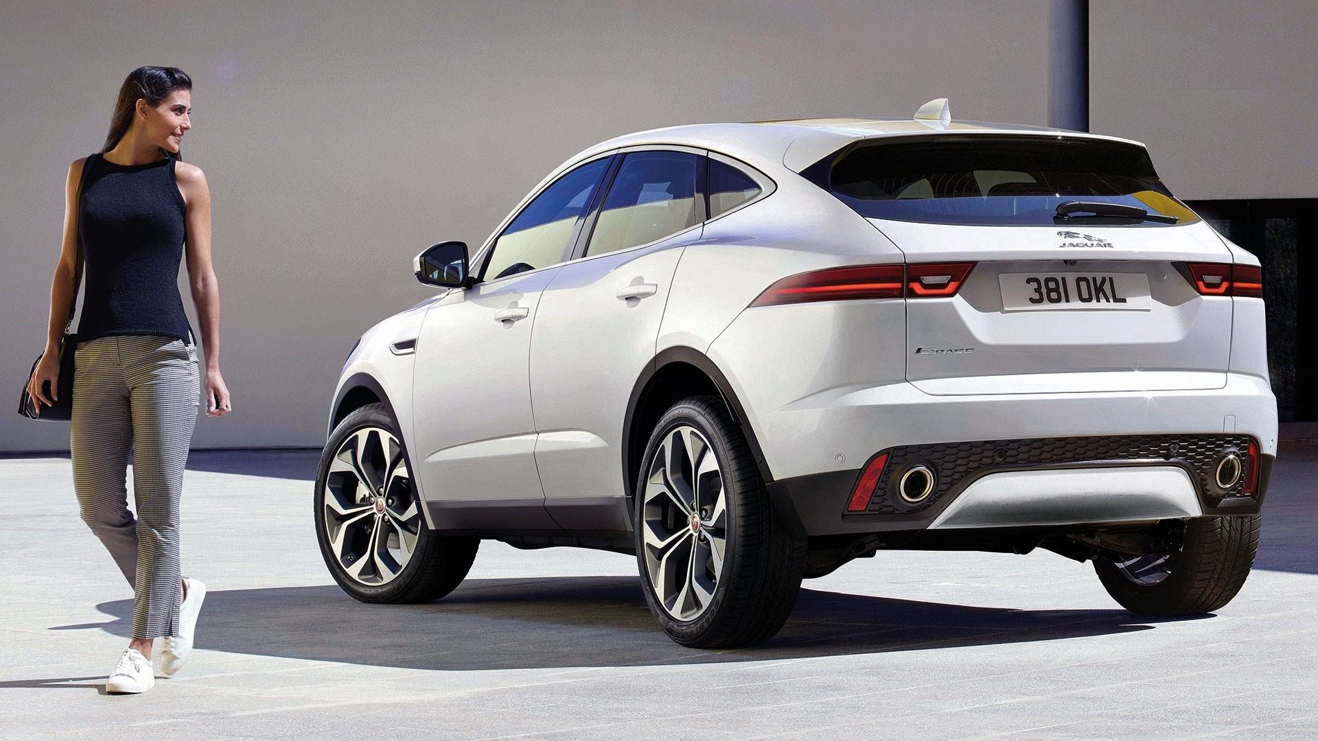 dbd149cfd49f Quanto costa la Jaguar E-Pace